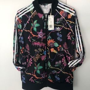 NWT Women's Adidas Limited Edition Track Jacket
